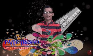 Lirik Lagu Paite Tresno - Nino Baskhara