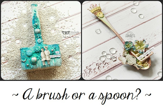 The brush & the spoon Candy winners