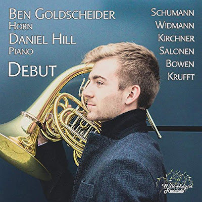 Ben Goldscheider - Debut - Willowhayne Records