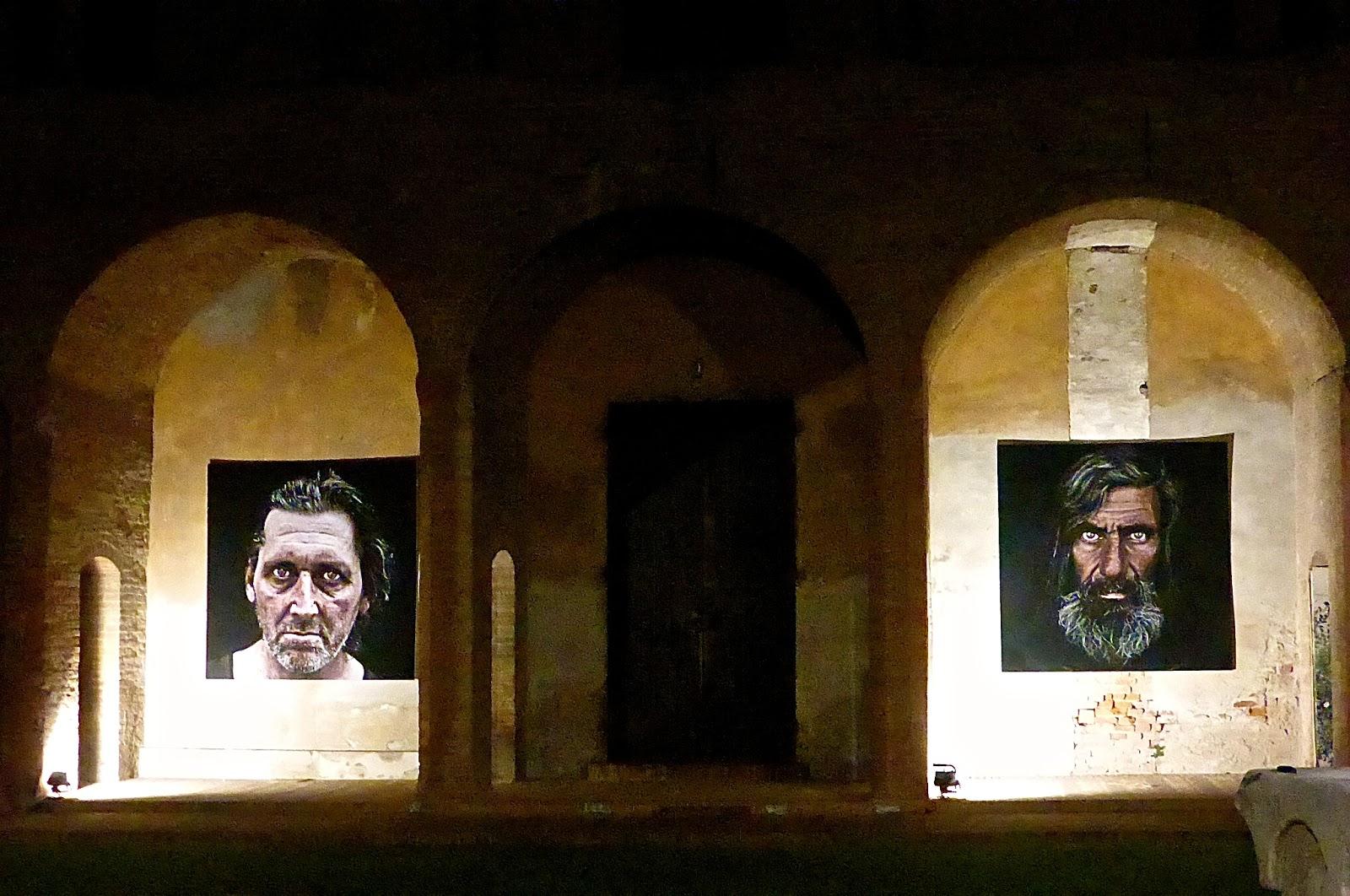 Lovely Ferrara Mostra (in)VISIBILI Casa Romei