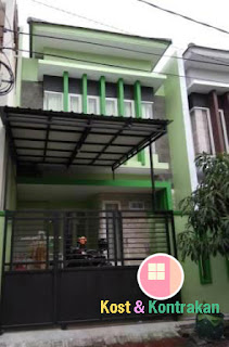 Disewakan Rumah 2 Lantai Green Semanggi Mangrove