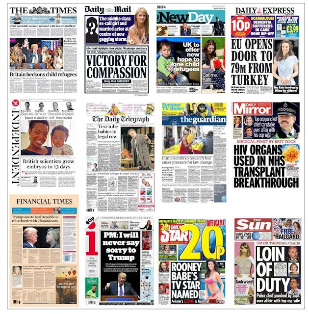 front pages 05-05-16