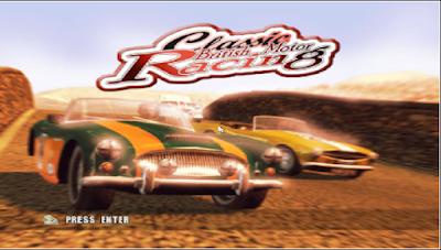 經典英式車賽(Classic British Motor Racing) ,好玩的賽車競速遊戲!