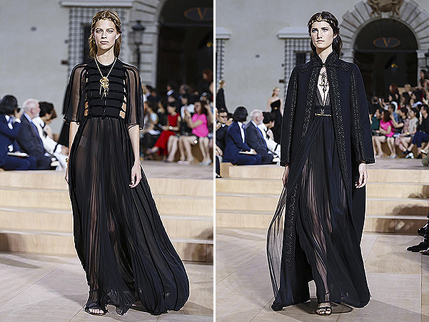 2015/07/10 Fashion Week in Paris: valentino 6