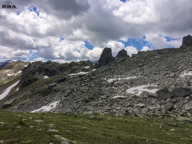 heimspitze montafon silvretta - madrisella - versettla