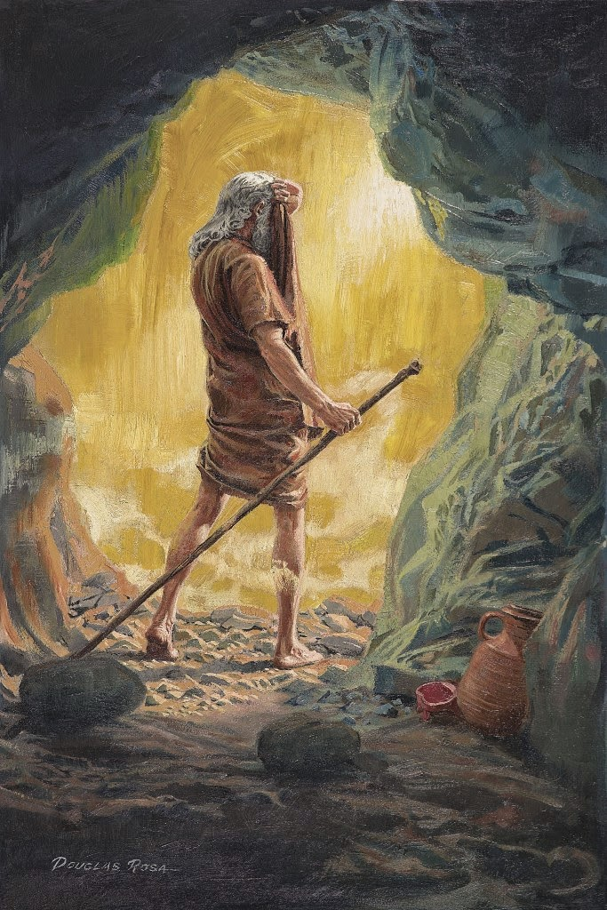 Elijah was the greatest of the prophets in all of ancient Israel.
