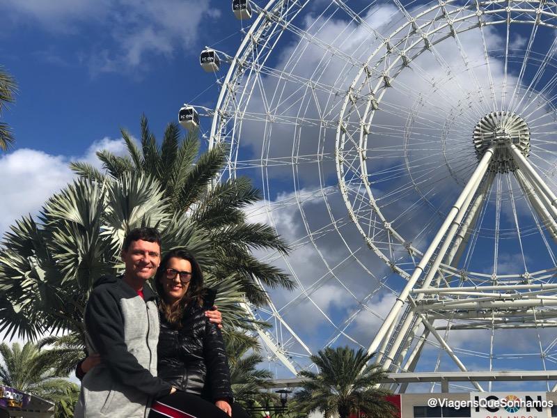 Roda Gigante em Orlando
