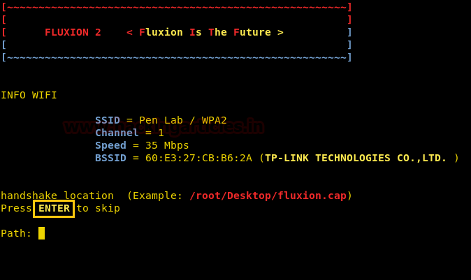 Hack Wi-Fi using Social Engineering with Fluxion (Evil Twin
