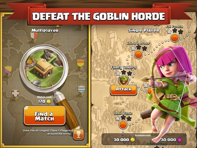 Clash of Clans Apk | Android