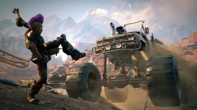 RAGE 2 PC Full imagenes