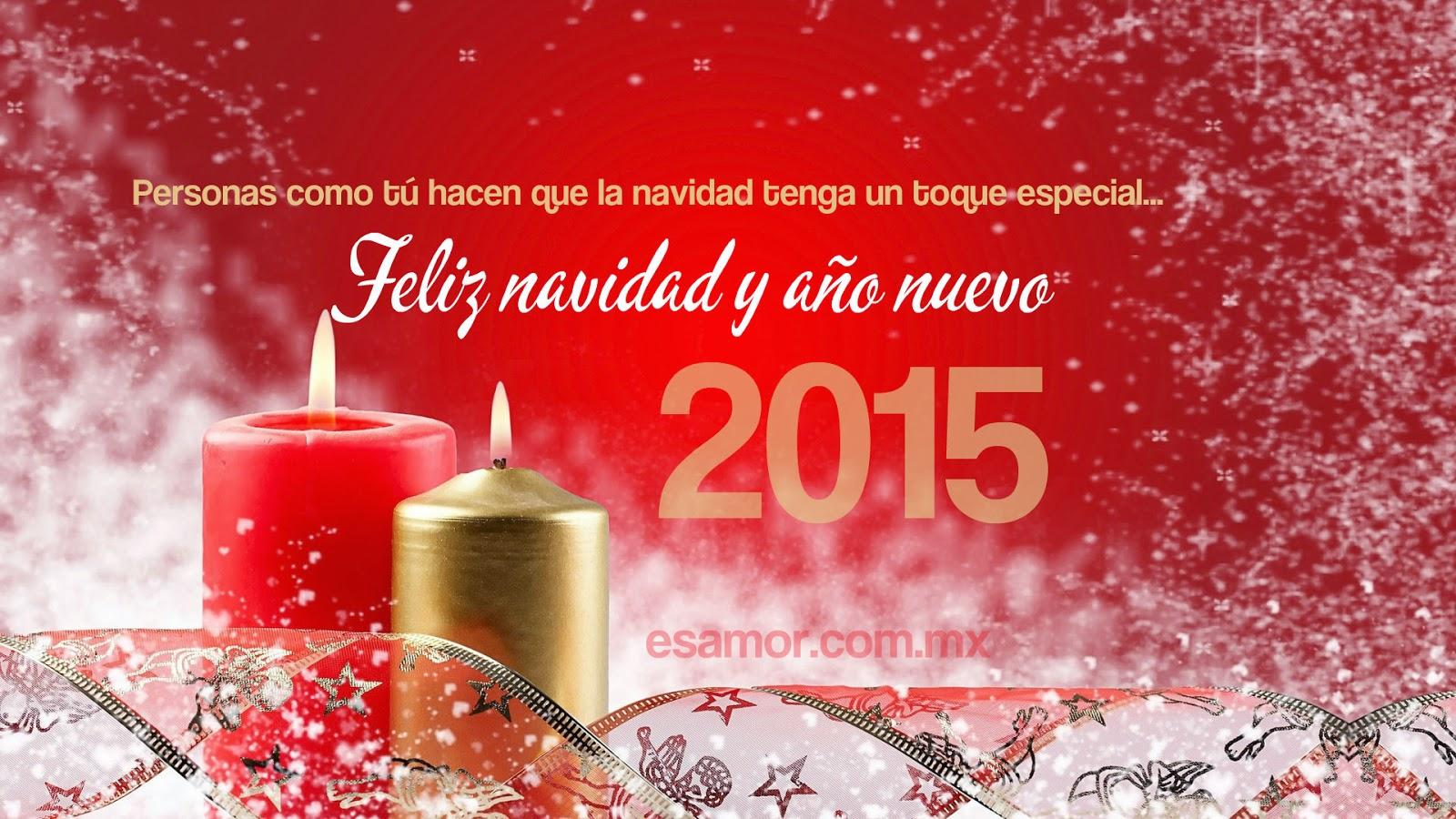 Frases de navidad y año nuevo 2015 cortas