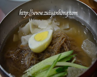 Hamhung Cold Noodles