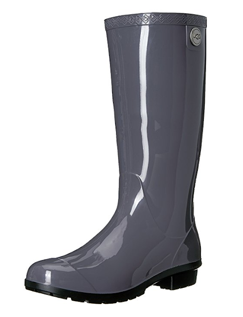 Amazon: UGG Shaye Rain Boots only $53 (reg $80) + Free Shipping!