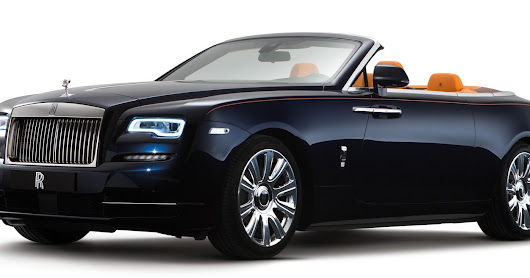 Rolls-Royce Dawn Launched in India