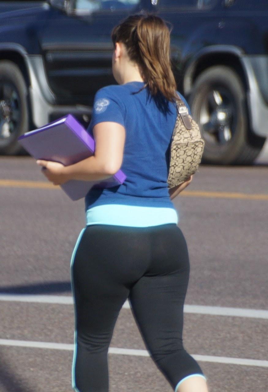 Culonas yoga pants