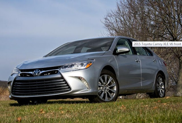 2015 Toyota Camry Hybrid XLE V6 Invoice Price in Canada
