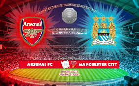 Breaking; Arsenal host Manchester city in Epl cracker