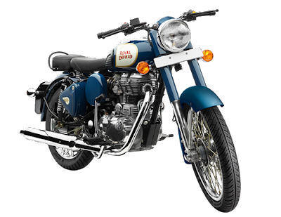 Royal Enfield Classic 350 front View look HD