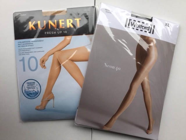 11ad36d838d Just arrived  Wolford Neon 40 Tights   Kunert Fresh Up