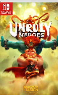 Unruly Heroes Switch NSP