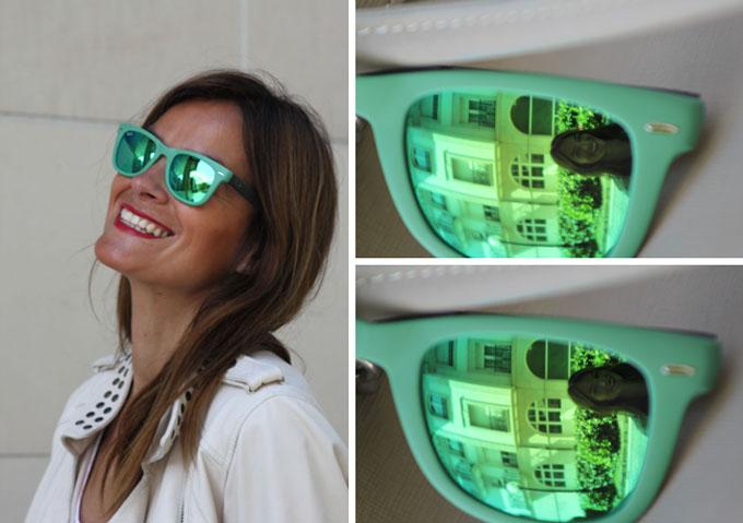 6e5e1bcd12 comprar nuevas series gafas ray ban aviator espejo verde - Envío y ...