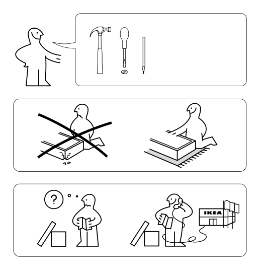 Golf Charlie Papa How To Assemble An Ikea Manual