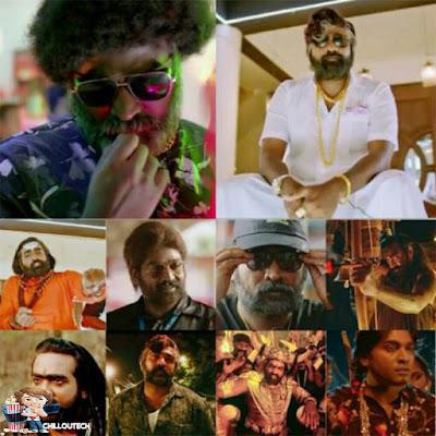 Vijay Sethupathi 10 different role