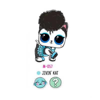 Кошечка Jivin' Kat