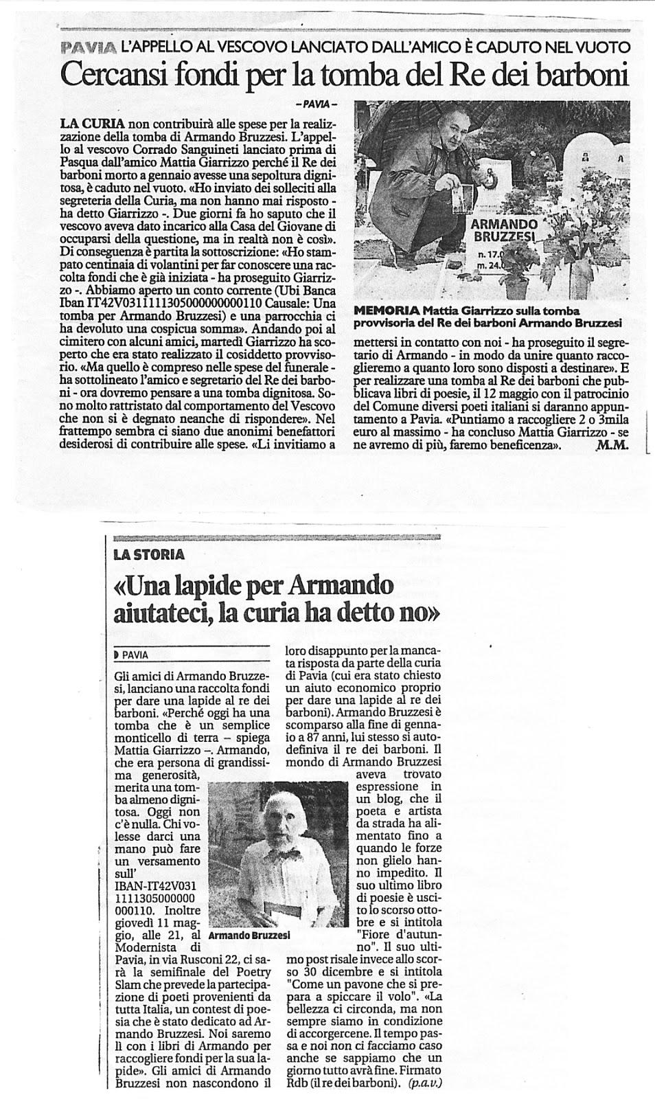 Addio ad Armando Bruzzesi