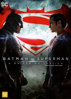 Baixar Batman vs Superman - A Origem da Justiça Edição Definitiva BluRay Torrent Download