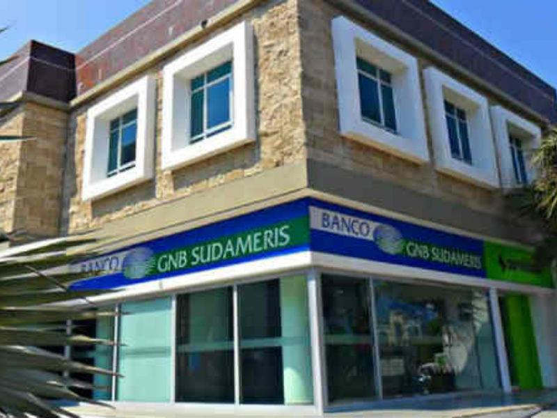 Se firma convención colectiva con el banco GNB SUDAMERIS