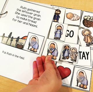 Use interactive books in ministry to help children learn Bible truths.