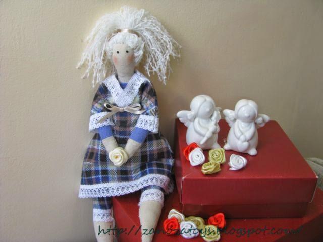 Мастер класс кукла тильда для начинающих