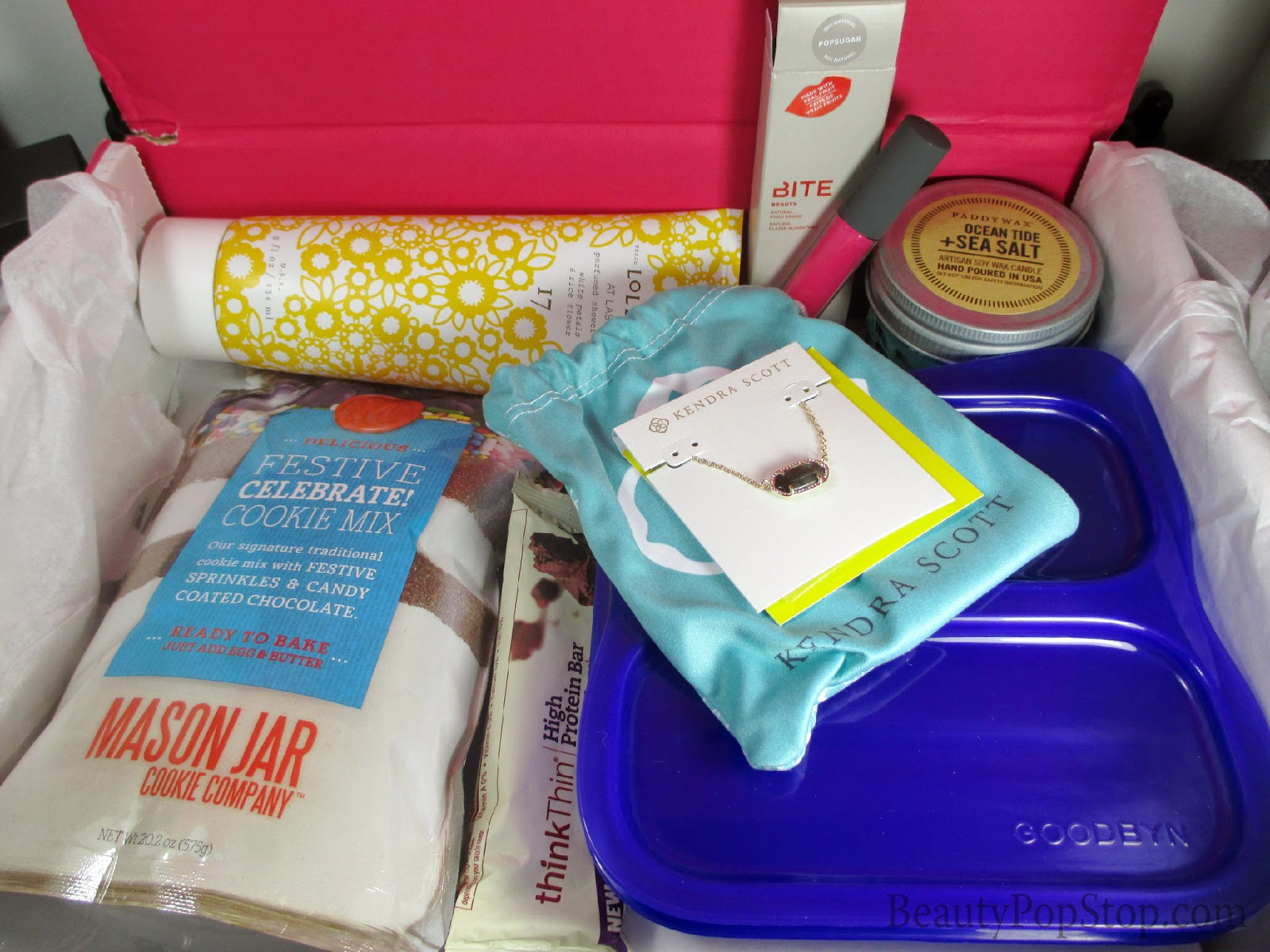 popsugar august must have box 2014 review