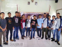 Seminar  Menulis Blog Kreatif Bersama Agus Mulyadi Blogger Nasional Di SMk TJP Tuban