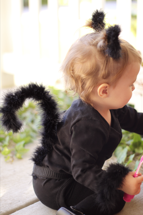Do It Yourself Divas Diy Black Cat Costume