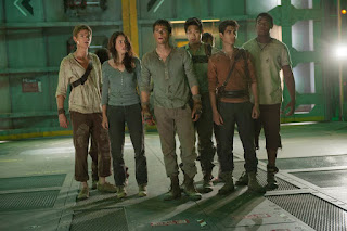 the maze runner the scorch trials-thomas brodie-sangster-kaya scodelario-dylan obrien-ki hong lee-alexander flores-dexter darden