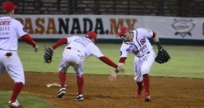 Mayos de Navojoa vencieron 9-5 a Venados de Mazatlán