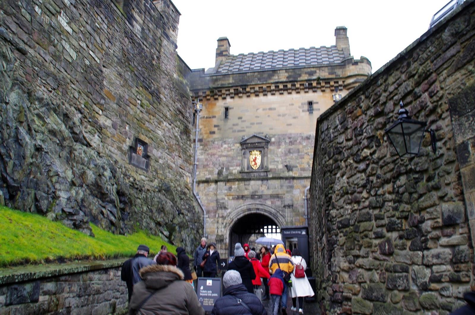 Edinburgh Castle Scotland
