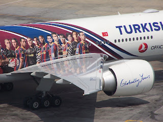 Turkish Airlines Barcelona