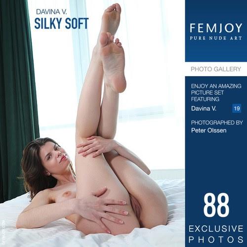 [Femjoy] Davina V - Silky Soft femjoy 08090