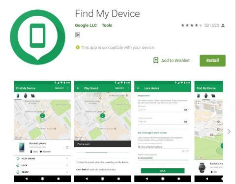 अब आप अपने खोए हुए Android phone को ढूंढ सकते हैं  Google के इन पांच तरीकों से