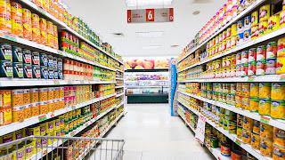 Supermarket tentunya merupakan salah satu tempat yang juga paling banyak dijunjungi oleh  5 Benda Paling Banyak Menyimpan Kuman di Supermarket