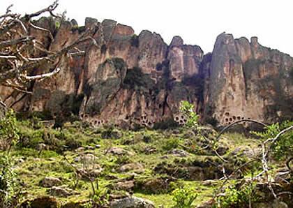 Restos Arqueológicos de Allpas