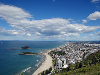 The view of Tauranga