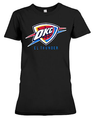 El Thunder T Shirt