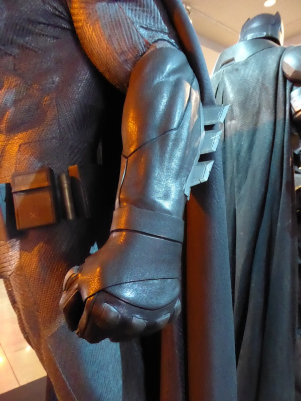 Batman glove detail Batman v Superman