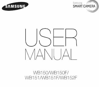 Samsung WB150F Manual