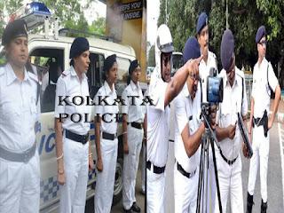 kolkata police dress
