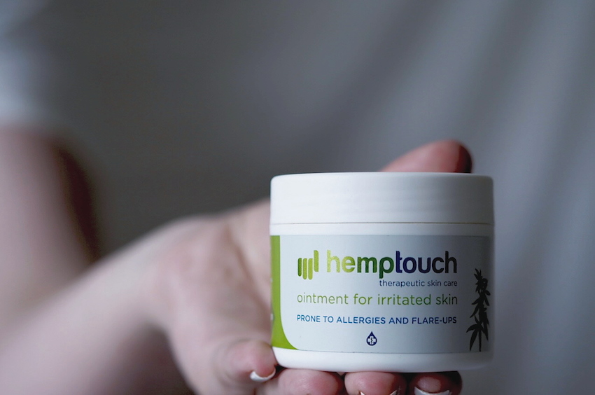 Hemptouch: Therapeutic Care for Sensitive Skin (that works!)